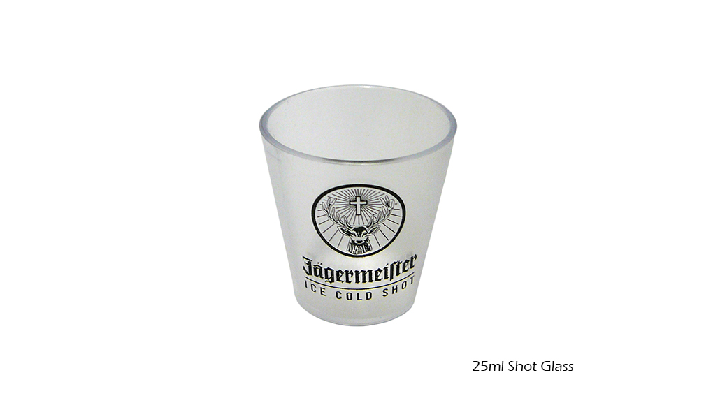 25ml Shot Glass