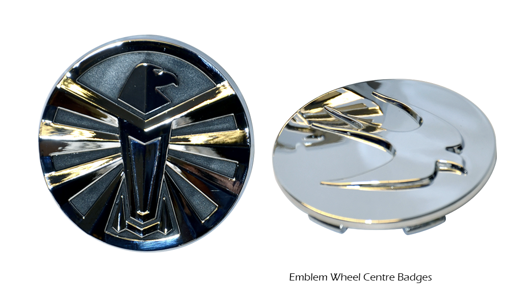 Emblem Wheel Centre Badges