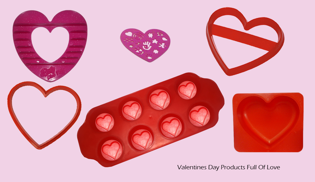 Valentines Day Products Full of Love